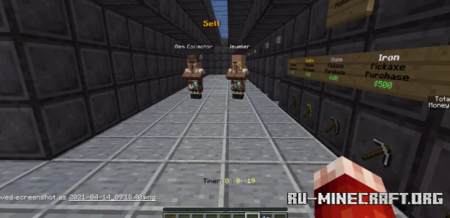 Скачать Mine - Your Own Business для Minecraft