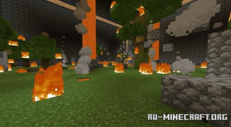 Скачать DEAD BOX v1.4! (Parkour - Survival - PvP) для Minecraft PE