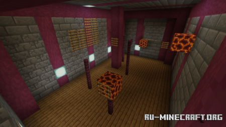Скачать The Dungeon Part 1 by Baruch Velasco Avila для Minecraft PE