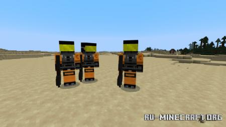 Скачать SCP: ParadoX v3.3.1 для Minecraft PE 1.16