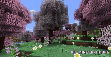 Скачать Biomes O' Plenty для Minecraft 1.16.5