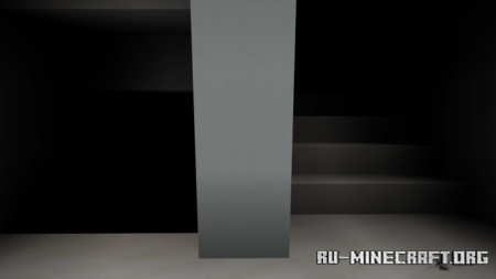 Скачать SCP-087 - The Stairwell для Minecraft PE