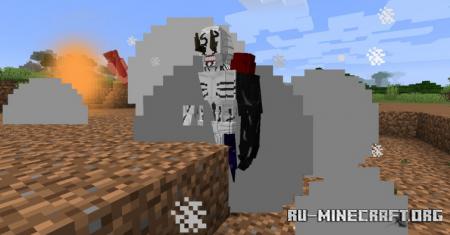 Скачать Jujutsu Kaisen для Minecraft 1.16.5