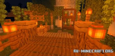 Скачать White Castle by 12hotroom для Minecraft