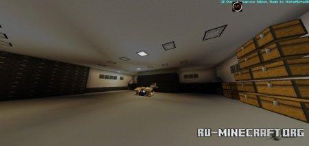 Скачать The Studio (Horror) для Minecraft PE