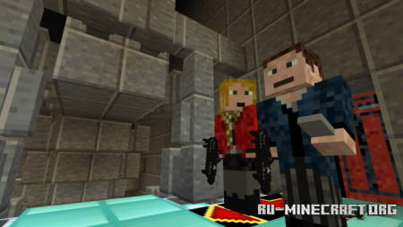 Скачать The House of the Dead 4: The Complete Collection для Minecraft PE