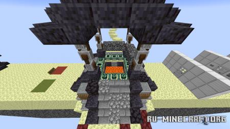 Скачать A Minecraft Day для Minecraft