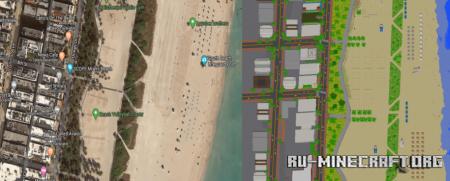 Скачать Apex Hosting: Miami для Minecraft
