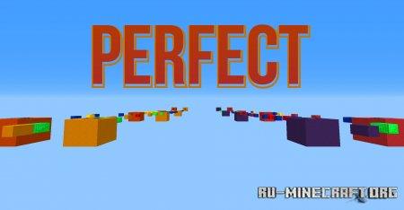 Скачать Perfect Parkour by Royugen для Minecraft