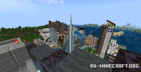 Скачать Lexerland v5.0 для Minecraft PE