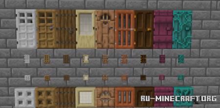 Скачать Reimagined для Minecraft 1.17