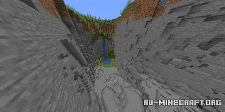 Скачать The Rift by Bogrean для Minecraft