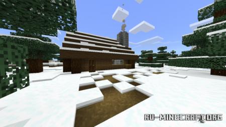 Скачать COLD Adventure Map для Minecraft PE