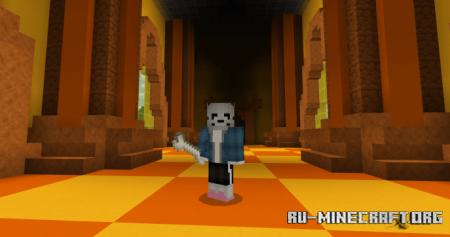 Скачать Judgment Hall для Minecraft PE