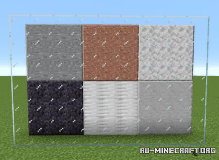 Скачать Improved Default для Minecraft PE 1.16