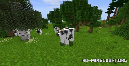 Скачать Renewed Animal для Minecraft 1.17
