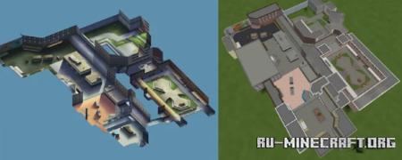 Скачать Thps 2 - School II - Entire Level для Minecraft