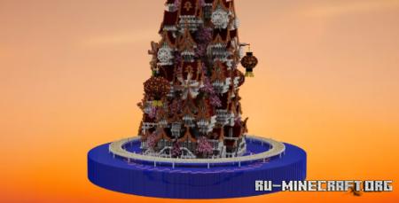 Скачать Acacia Sanctuary для Minecraft
