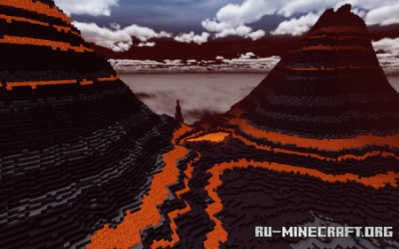 Скачать Surviving In The Sky для Minecraft PE