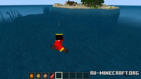 Скачать Piranha для Minecraft PE 1.16