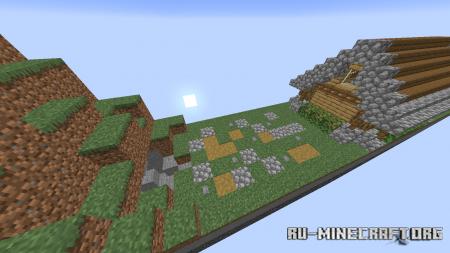 Скачать A Minecraft Day by Howard_Good для Minecraft