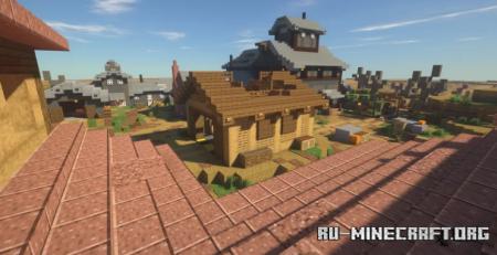 Скачать KoTH Harvest для Minecraft