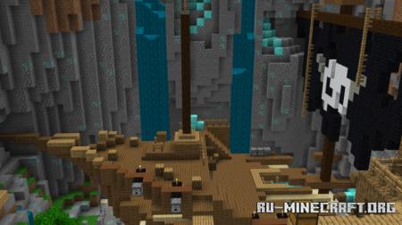 Скачать Pirate's Cove PVP Arena для Minecraft PE