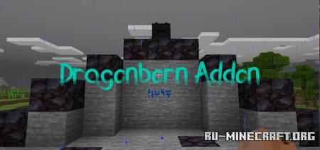Скачать Dragonborn Addon для Minecraft PE 1.16