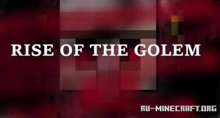Скачать Rise of the Golem для Minecraft