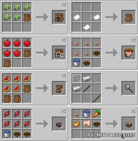 Скачать Wild Farm для Minecraft 1.16.4