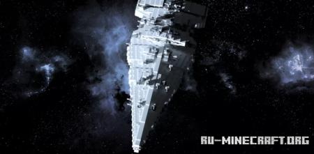 Скачать Lathon-class Patrol Cruiser для Minecraft