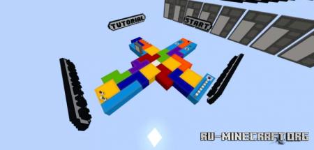 Скачать TetraBlock для Minecraft