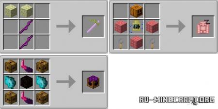 Скачать Exotic Critters для Minecraft 1.16.5