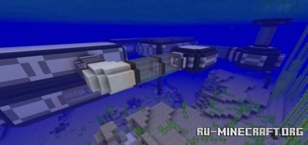 Скачать Subnautica Base для Minecraft PE