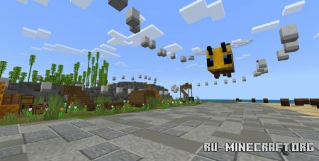 Скачать Castaway для Minecraft PE