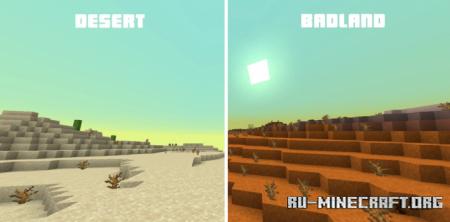 Скачать Environment Plus для Minecraft 1.16