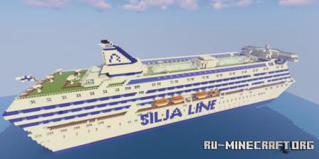 Скачать M/S Silja Serenade дял Minecraft