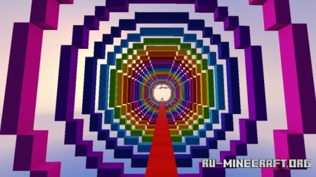 Скачать Easy Parkour by JMCbrine для Minecraft PE