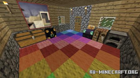 Скачать Classic Vanilla для Minecraft PE 1.16