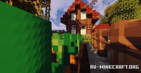 Скачать Perch для Minecraft 1.17
