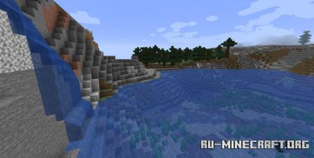 Скачать Lakeside для Minecraft 1.17