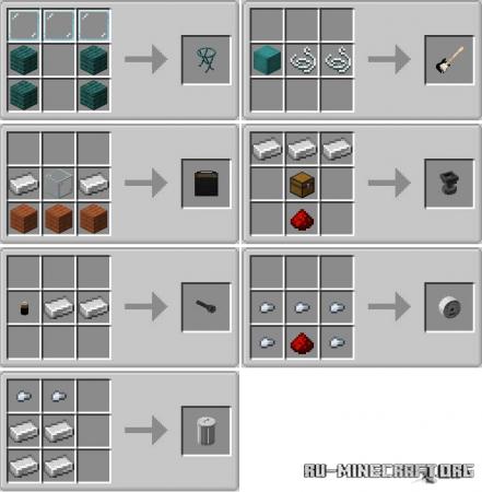 Скачать Modern Life для Minecraft 1.16.5