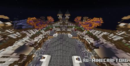 Скачать ArenaMap 200x200 для Minecraft