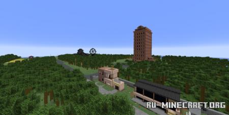 Скачать The Voynich Hotel для Minecraft