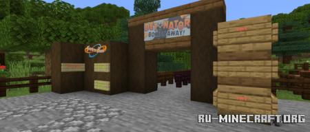 Скачать Detonator - Bombs Away для Minecraft PE