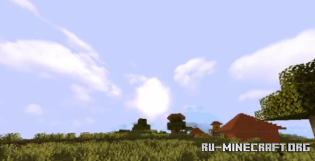 Скачать Realistic Sky для Minecraft 1.17