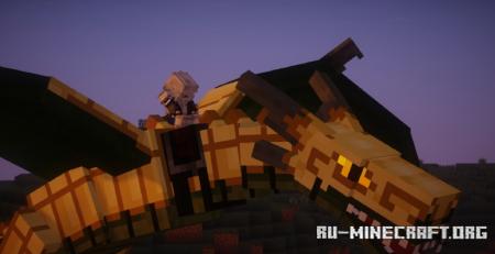 Скачать Ice and Fire для Minecraft 1.16.5