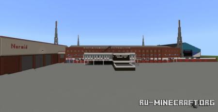 Скачать Burnden Park для Minecraft
