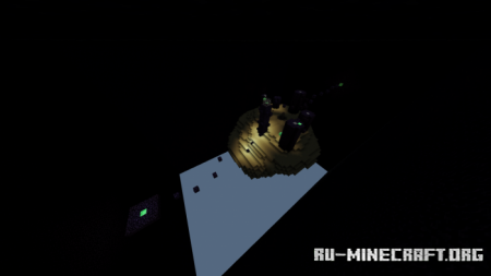 Скачать SkeletonKing's Parkour Map для Minecraft PE