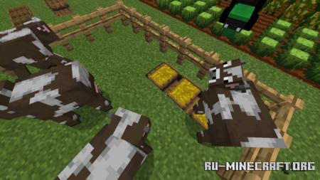 Скачать UltraFarming Addon для Minecraft PE 1.16